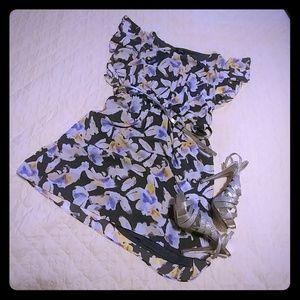 APT.9 floral short dress